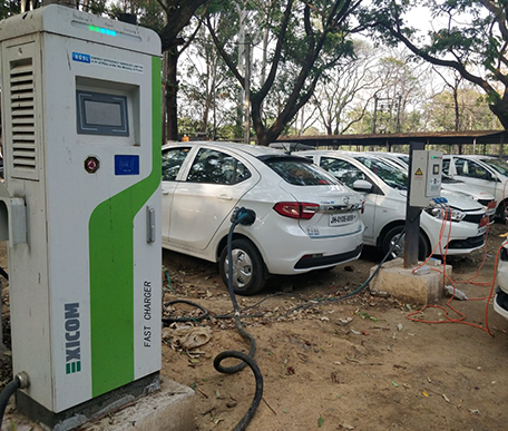 Electric Vehicle Outcome