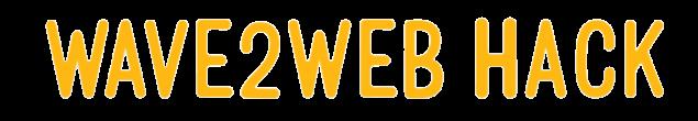 Wave2Web Hackathon