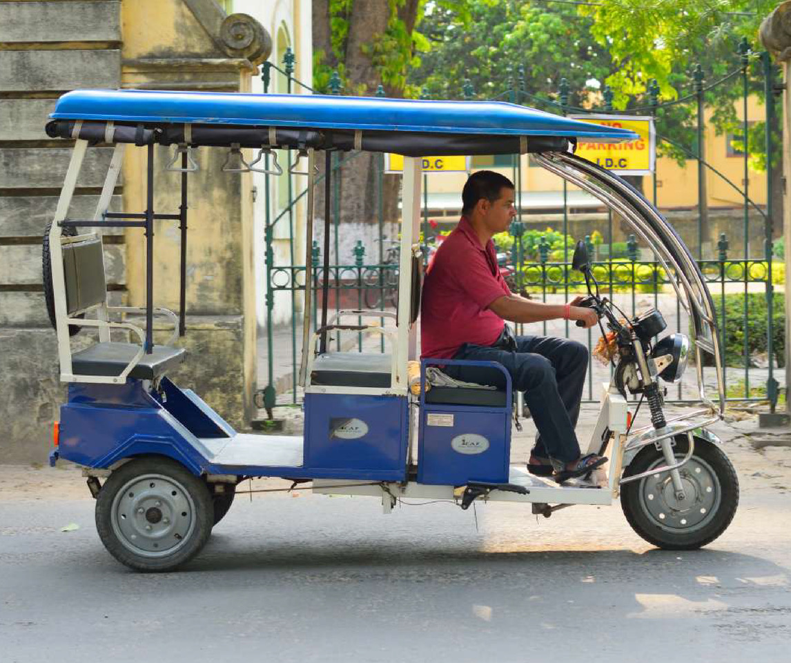 Press Release: Studies to inform the evolution of e-mobility in India
