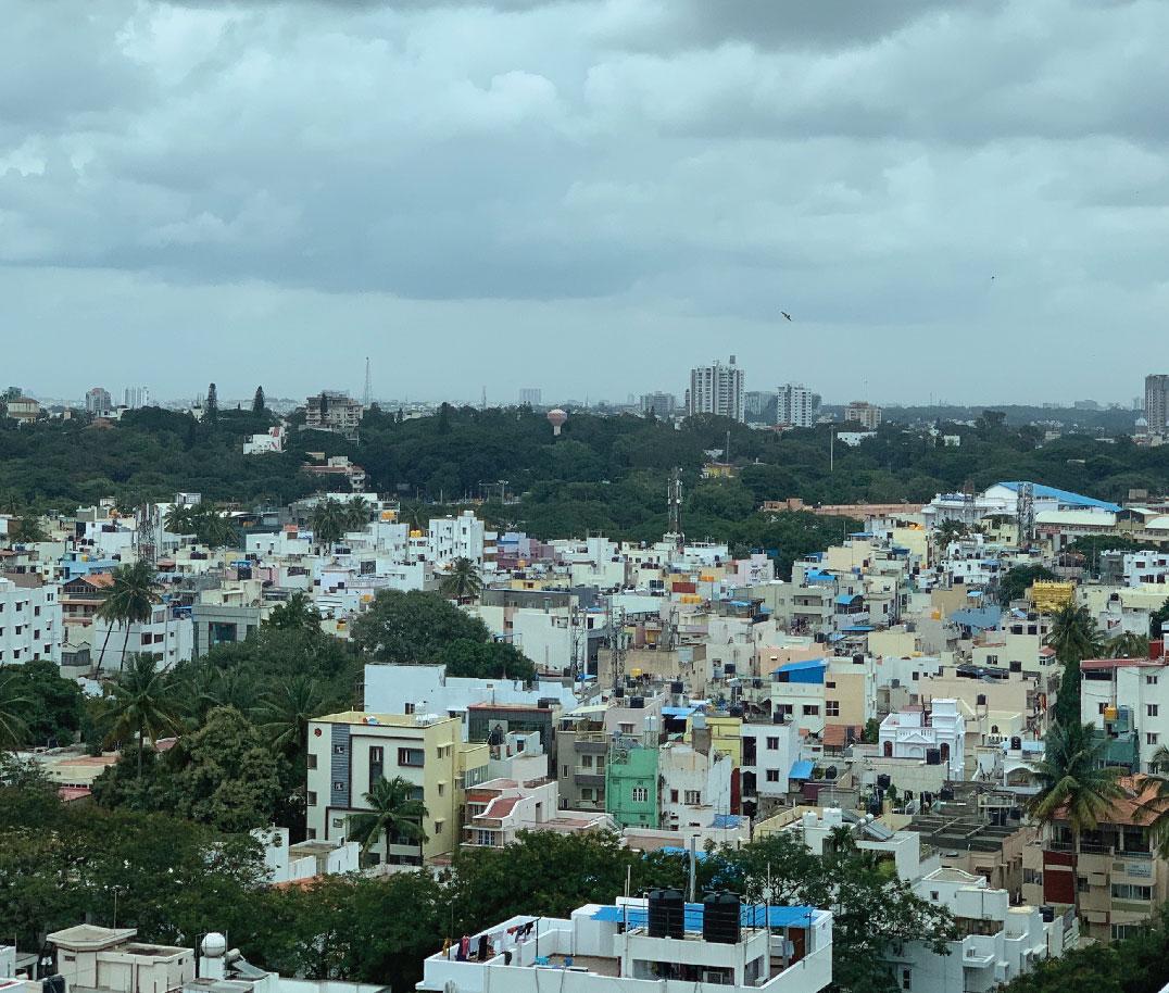 Data Led Urban Planning